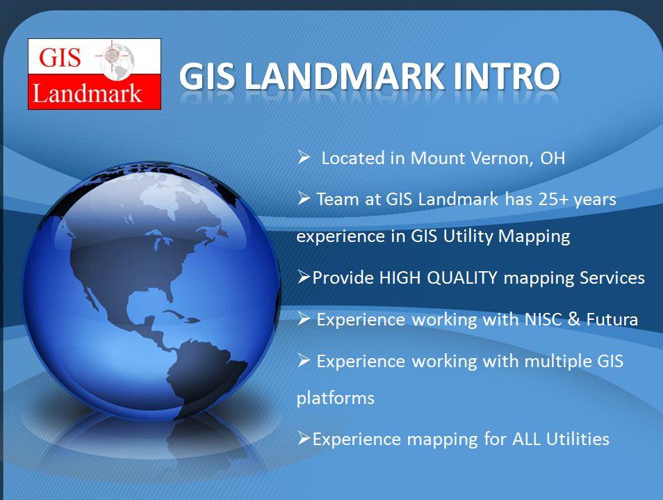 About GIS Landmark